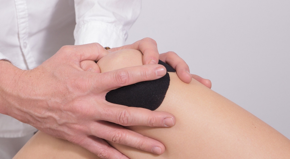 Kinesio Taping Physiotherapie